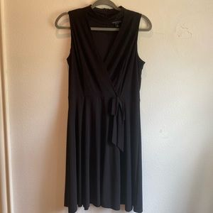 LBD with neck detail